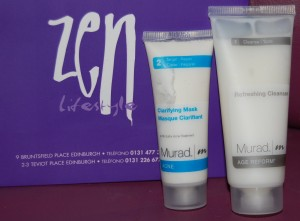 Zen Lifestyle goodie bag