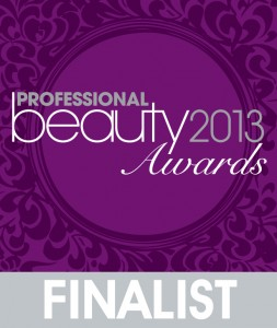 Professional Beauty Awards logo