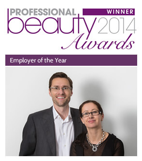2014 Employer of the Year Beauty Award