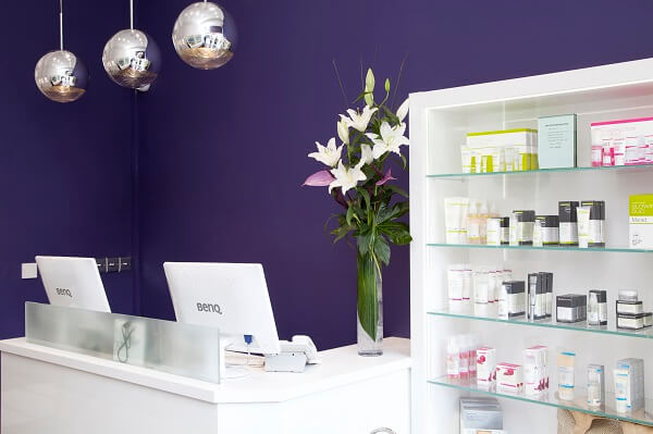 bruntsfield salon reception scene