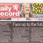 Daily Record: 30th Nov 2010