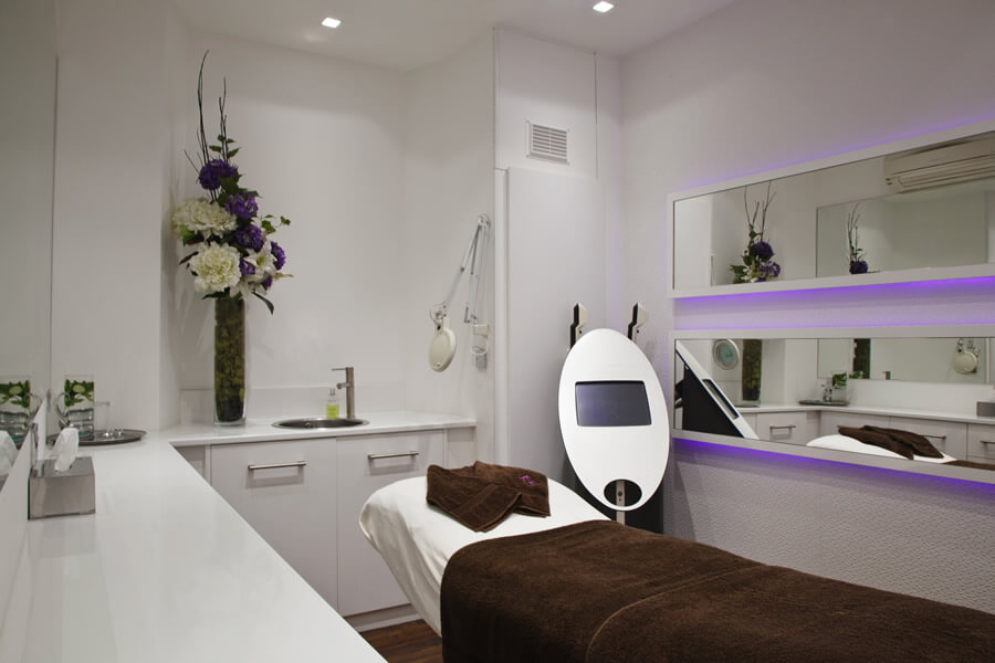 Bruntsfield Place Treatment room