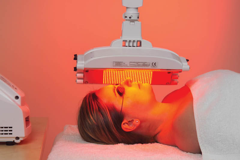 Omnilux LED Light Therapy Edinburgh