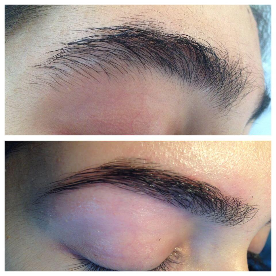 eyebrow threading edinburgh