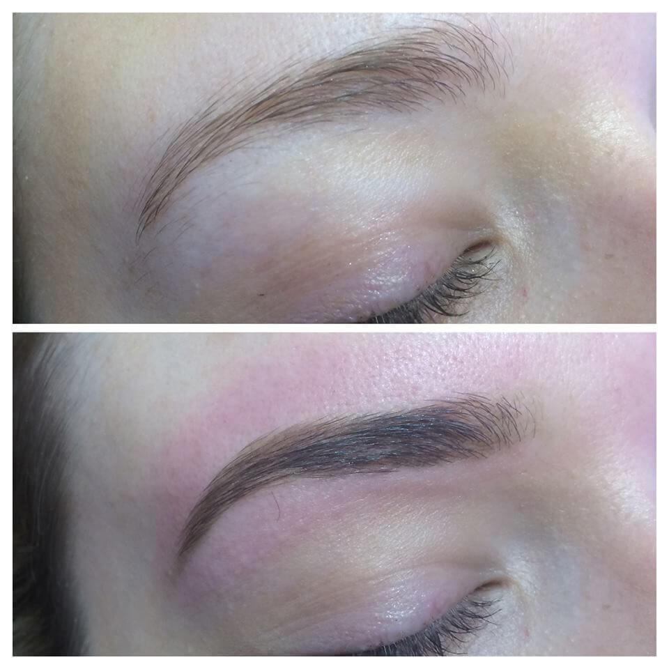 Eyebrow threading Edinburgh