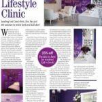 Zen Lifestyle's Skin Clinic in No.1 Magazine