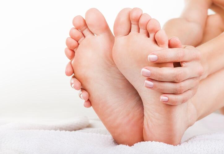 Lady's Feet