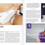 Zen Article on IPL hair Removal in Magazine