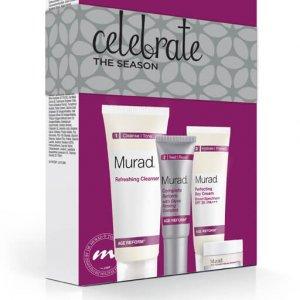 Murad Age Reform Starter Kit Christmas Edition
