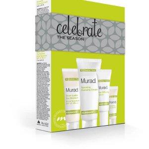 Murad Celebrate Resurgence Starter Kit