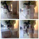Collage of Neom Product Range