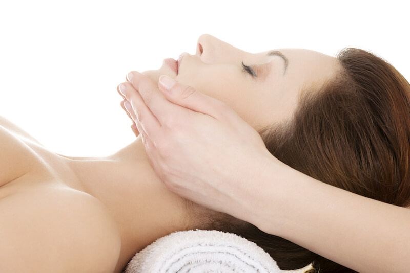 Facial massage Edinburgh