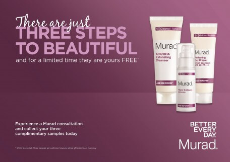 FREE Skin Analysis + 3 Deluxe Samples