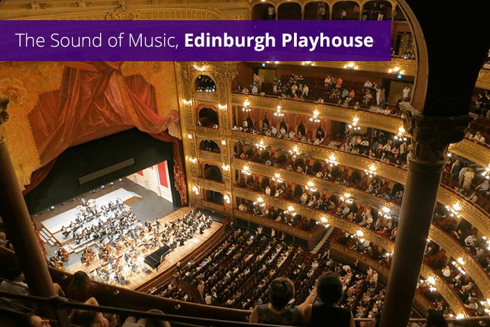 Theatre trip Edinburgh