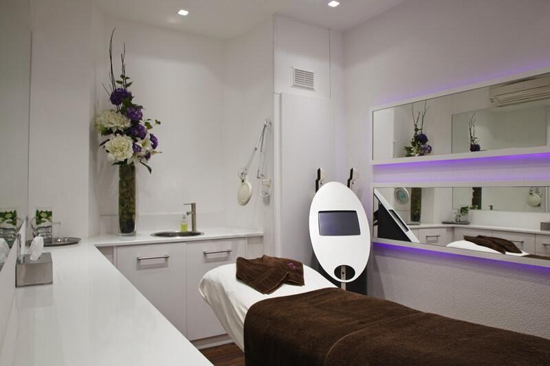 bruntsfield place treatment room