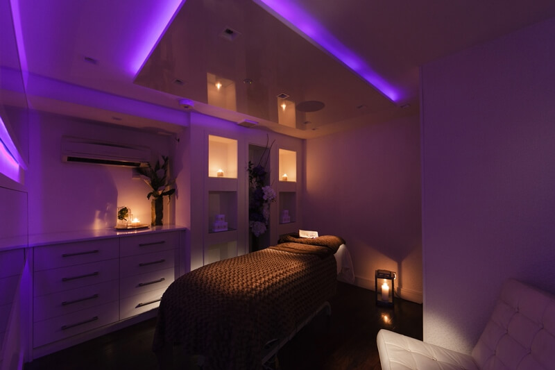 Bruntsfield Salon treatment room