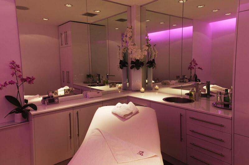 Teviot treatment room