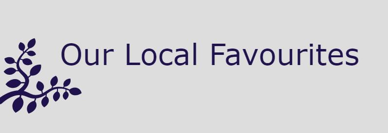 Our Local Favourites Blog