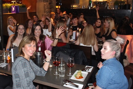 social - zen therapists team night out