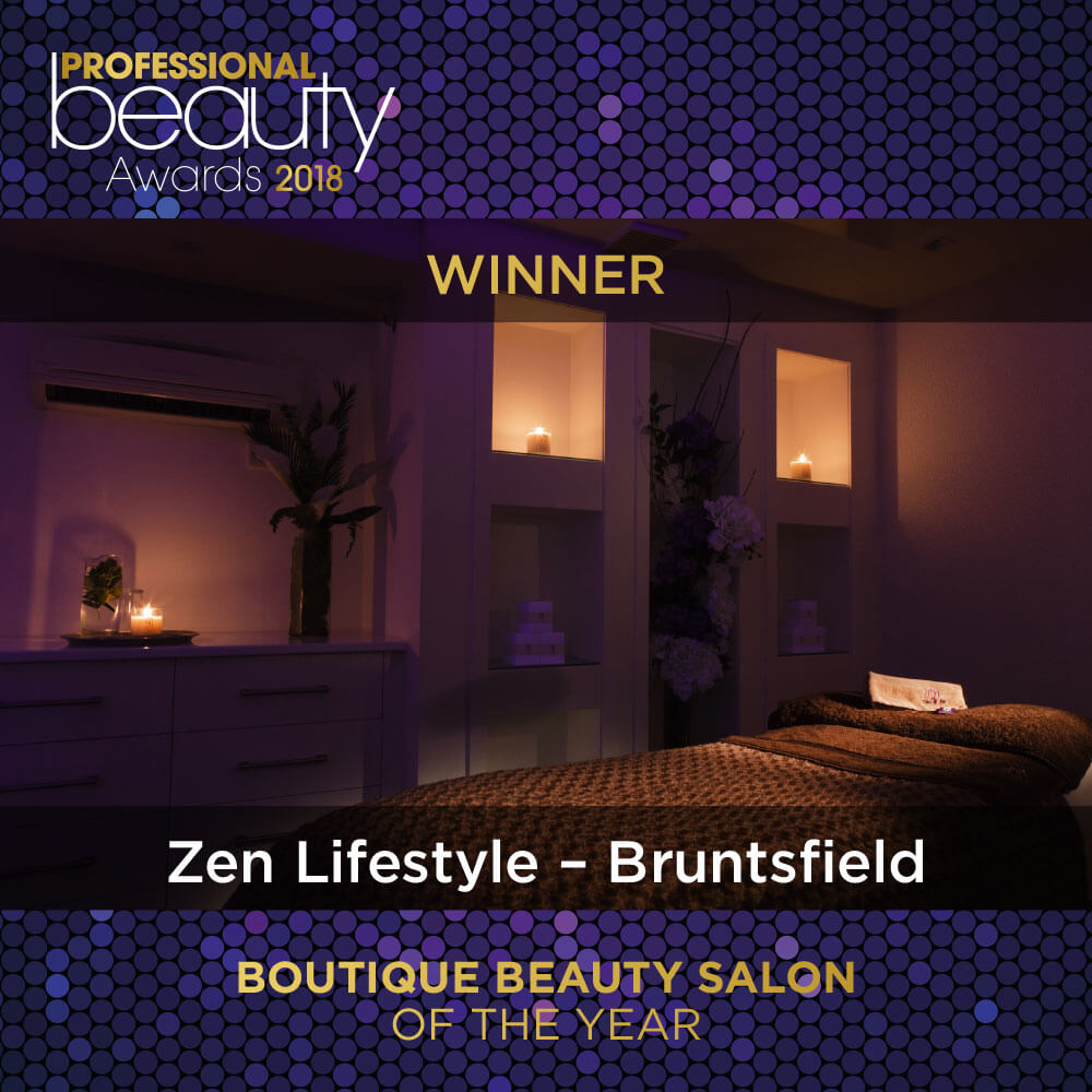 Bruntsfield Salon Award Winner 2018