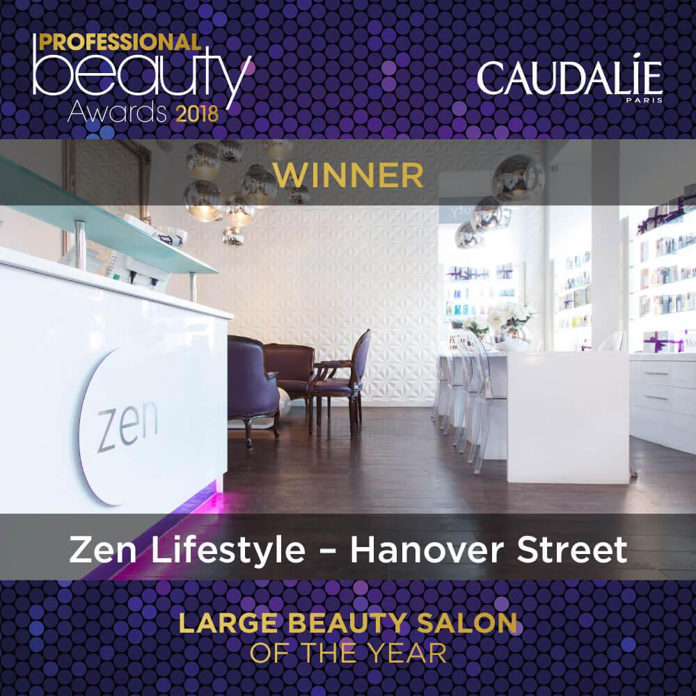 Hanover St awards winner