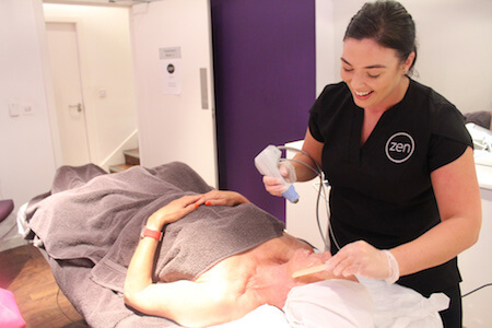 beauty therapy careers - melissa