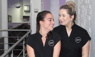 Staff: Jen and Sam