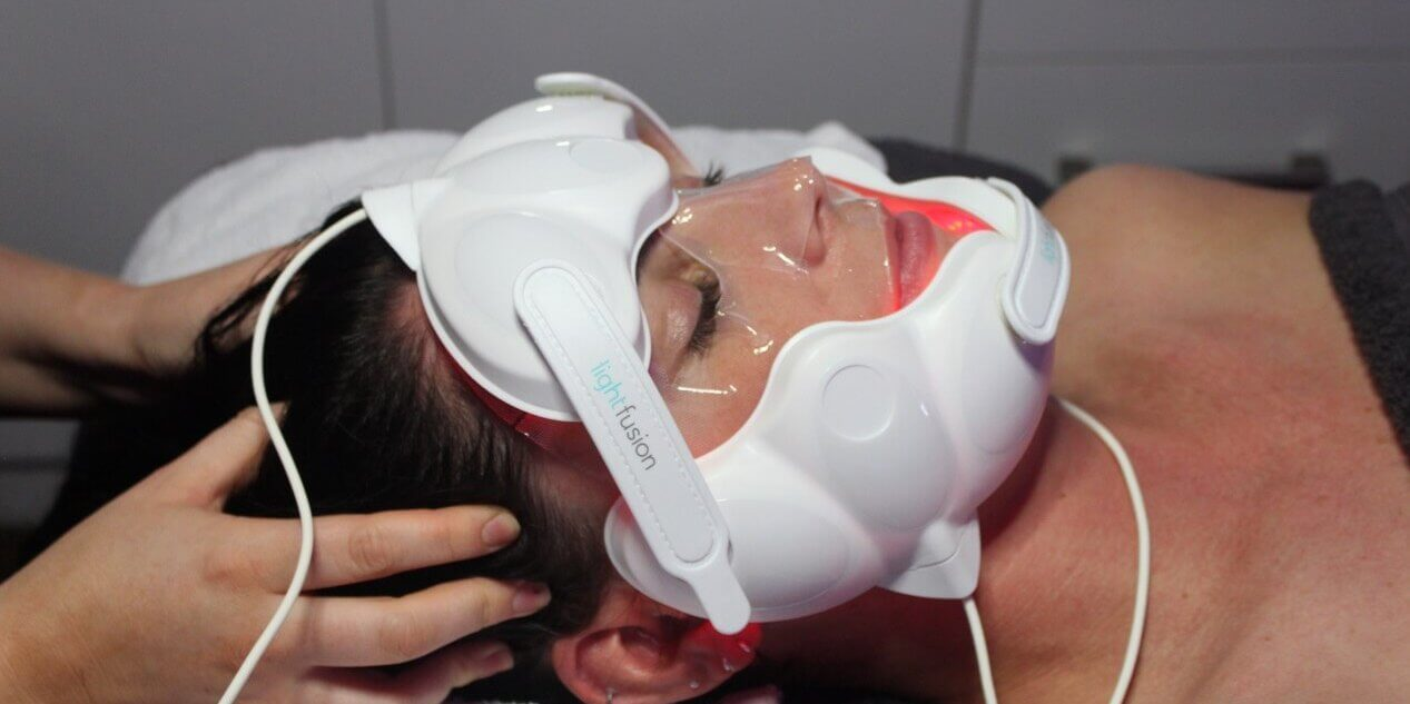 lightfusion led facial