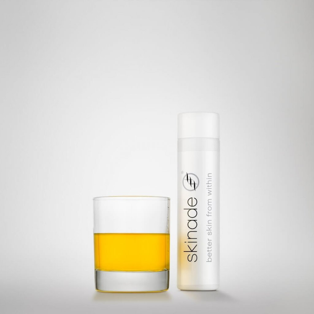 skinade product-and-glass-grey