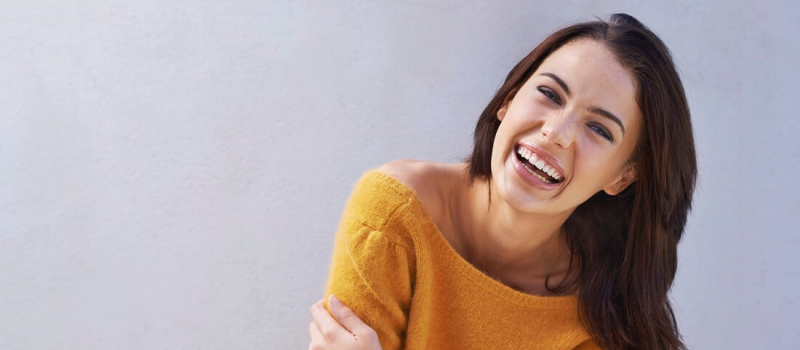 smiling woman 1