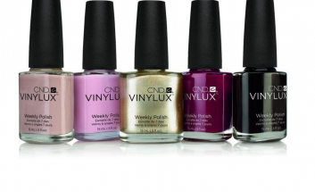 CND Vinylux Nail Polish in Multiple Colours
