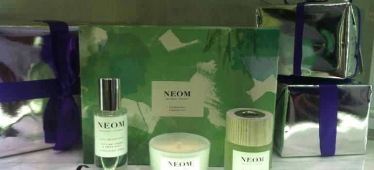 Neom Organics Energizing Essentials Kit