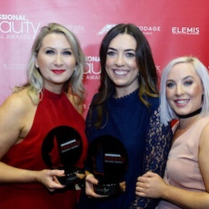 beauty therapy careers- awards