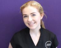 Staff: Hannah, beauty therapist