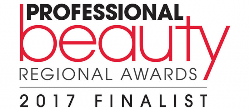 logo professional beauty awards 2017 logo