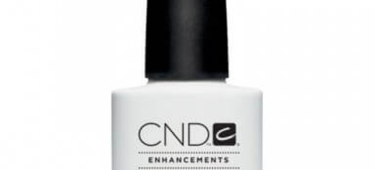 CND Brisa Lite Base Coat Nail Polish
