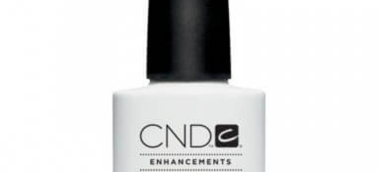 CND Brisa Lite Base Coat Nail Polish