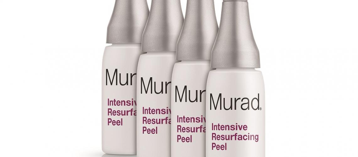 £15 off Murad Intensive Resurfacing Peel