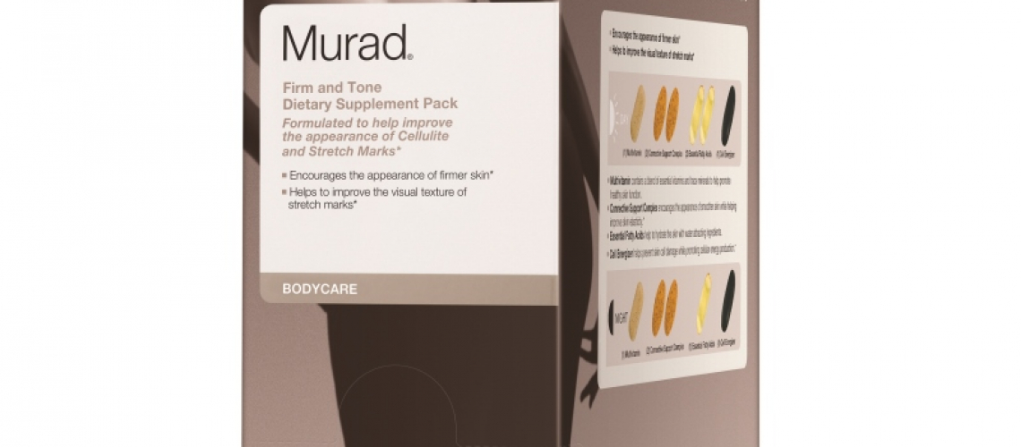 Save £54 on Murad Firm & Tone Supplements