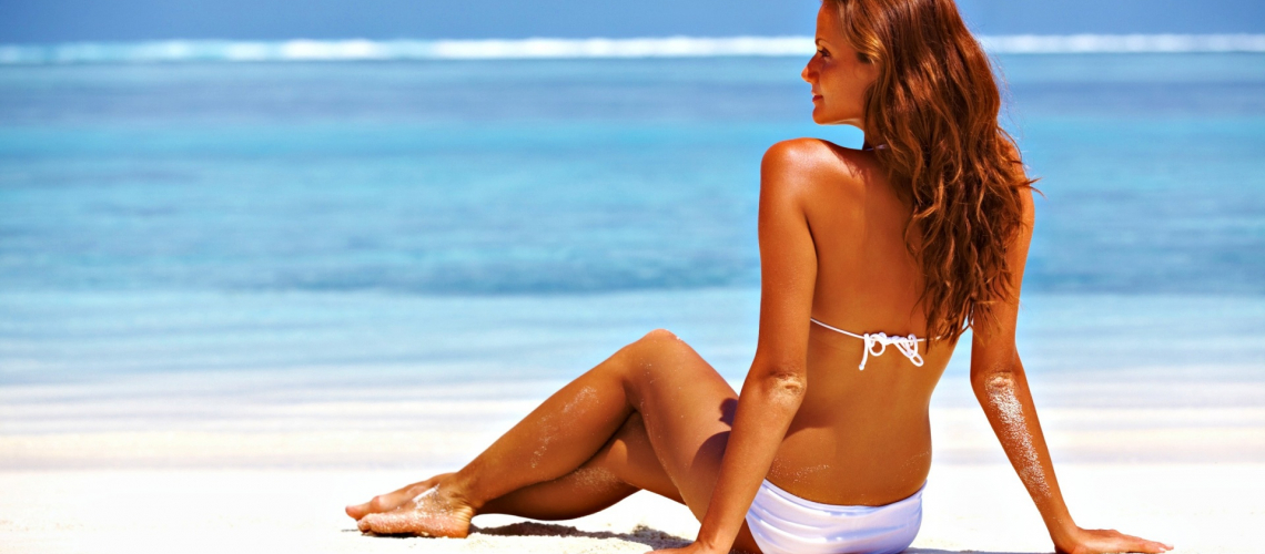 Get beach ready with our Summer Glow Spa Package